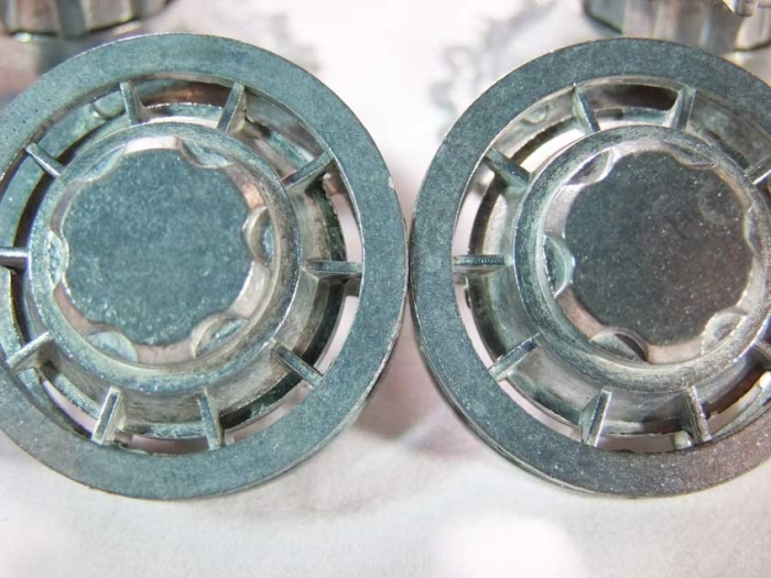 Taigen Late Pattern Sprocket And Idler Wheels For Heng